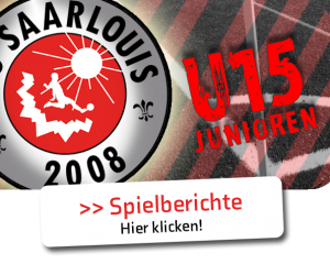 U15-Spielberichte