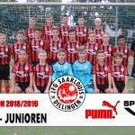 U14-Junioren – Aufstieg in die Bezirksliga perfekt!