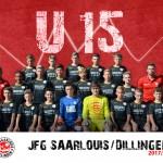 U15-Junioren – Vor der Winterpause drei Spiele zu Null!