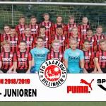 U15 – Sieg gegen den FC Palatia Limbach