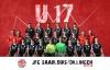 U17-Junioren: Erfolgreich im ersten Pflichtspiel