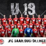 U19-Junioren: Mit hochdisziplinierter Leistung eine Runde weiter im Pokal