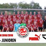 U19 – Junioren – Deutlicher Auftakterfolg gegen die JFG Obere Saar