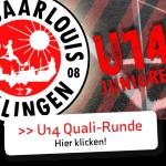 U14-Junioren weiterhin in Topform