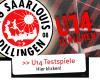 U14-Junioren – Erste Vorbereitungsspiele