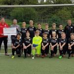 Sparda-Gewinnsparverein unterstützt JFG Saarlouis/Dillingen