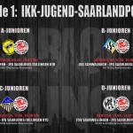 Runde 1: IKK-Junioren-Saarlandpokal