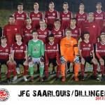 U16-Junioren: Desolate Leistung unmittelbar nach dem Titelgewinn