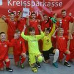 Hallen Kreismeisterschaften: JFG-Teams erneut vollständig vertreten.