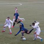 U17-Junioren: Pokalerfolg und Sieg im Spitzenspiel