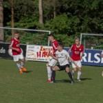 U17-Junioren: Hohe Niederlage im Pokalfinale