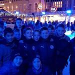 U12 Junioren – Auch ohne Pflichtspiel keine Langeweile im Dezember!