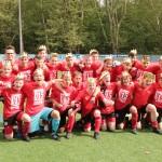JFG Saarlouis/Dillingen – 3 Aufstiege und ein Klassenerhalt!