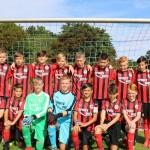 U 14 startet mit deutlicher Niederlage in die Verbandsligasaison