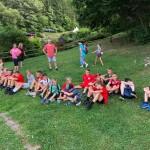 Trainingslager der U12 und U13 in Braunshausen